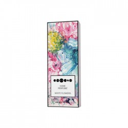 Home Perfume White Flowers Set