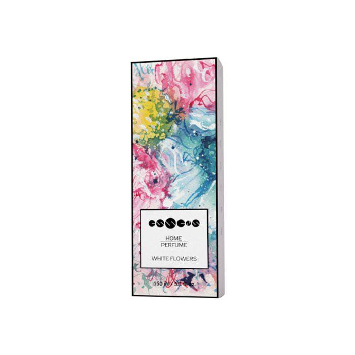 Home Perfume White Flowers Set