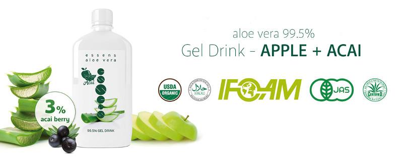 Aloe Vera Gel Drink