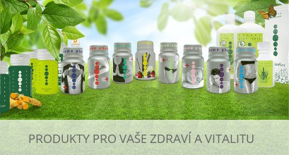Produkty Essens pro zdraví a vitalitu