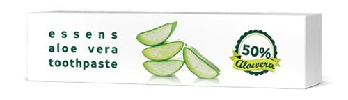 Zubní pasta Aloe vera Essens